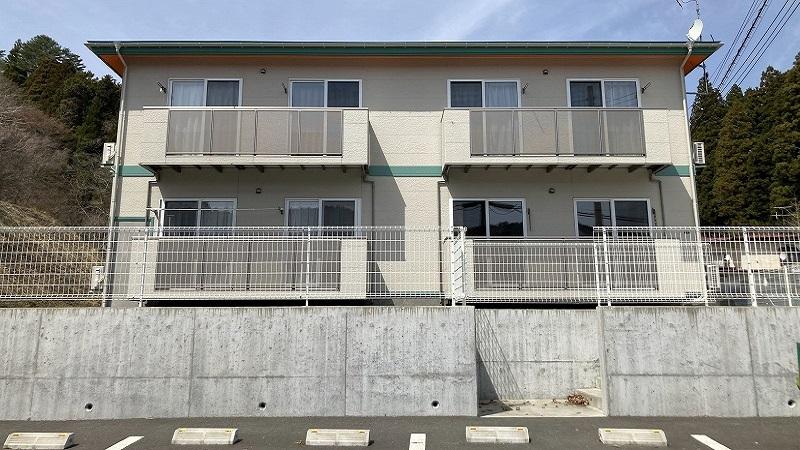 コーポ大沢11号棟 101